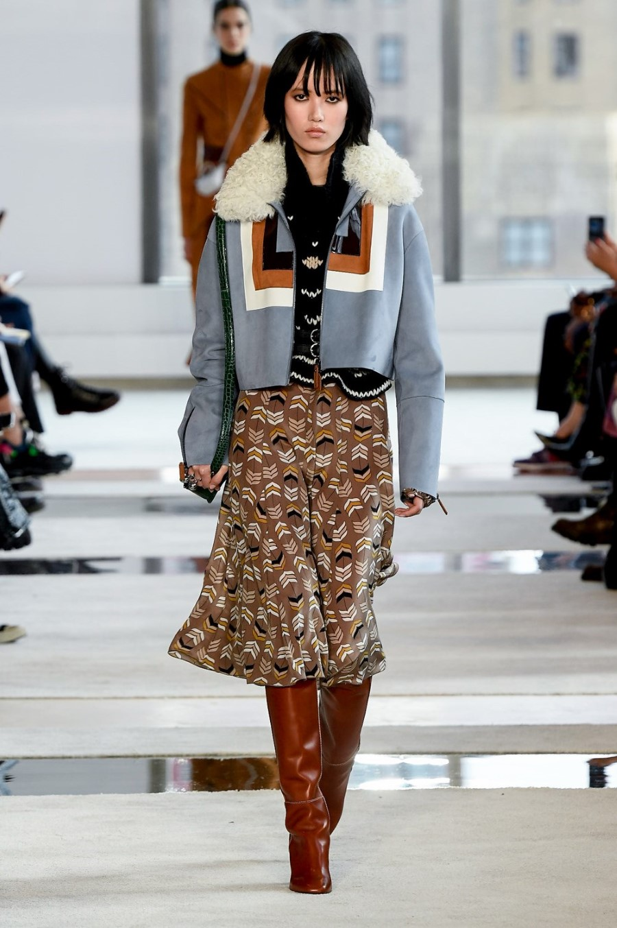 Longchamp - Fall/Winter 2020 - New York Fashion Week ...