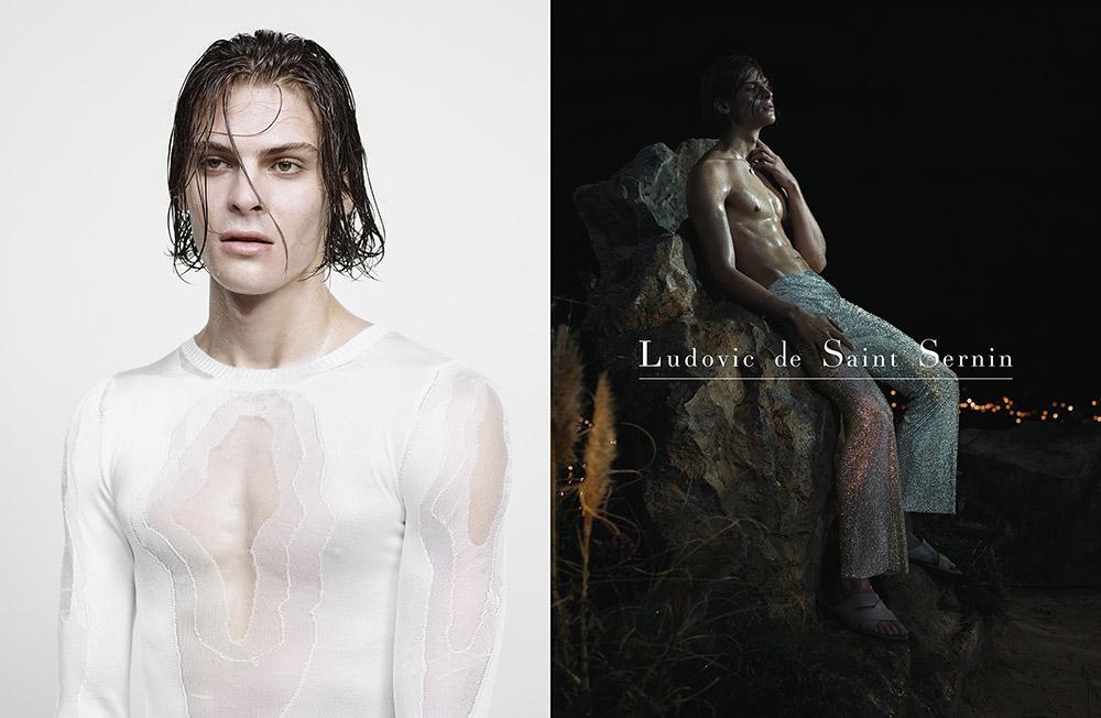 Ludovic de Saint Sernin Spring Summer 2020 Campaign