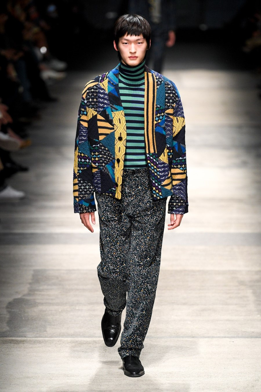 Missoni - Fall Winter 2020 - Milan Fashion Week