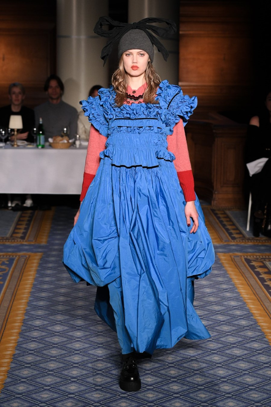 Molly Goddard - Fall Winter 2020 - London Fashion Week