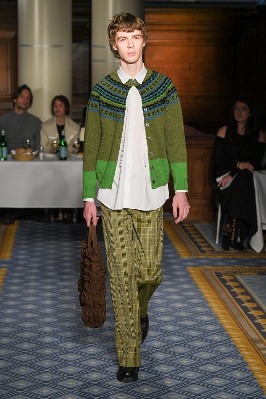 Molly Goddard - Fall Winter 2020 - London Fashion Week