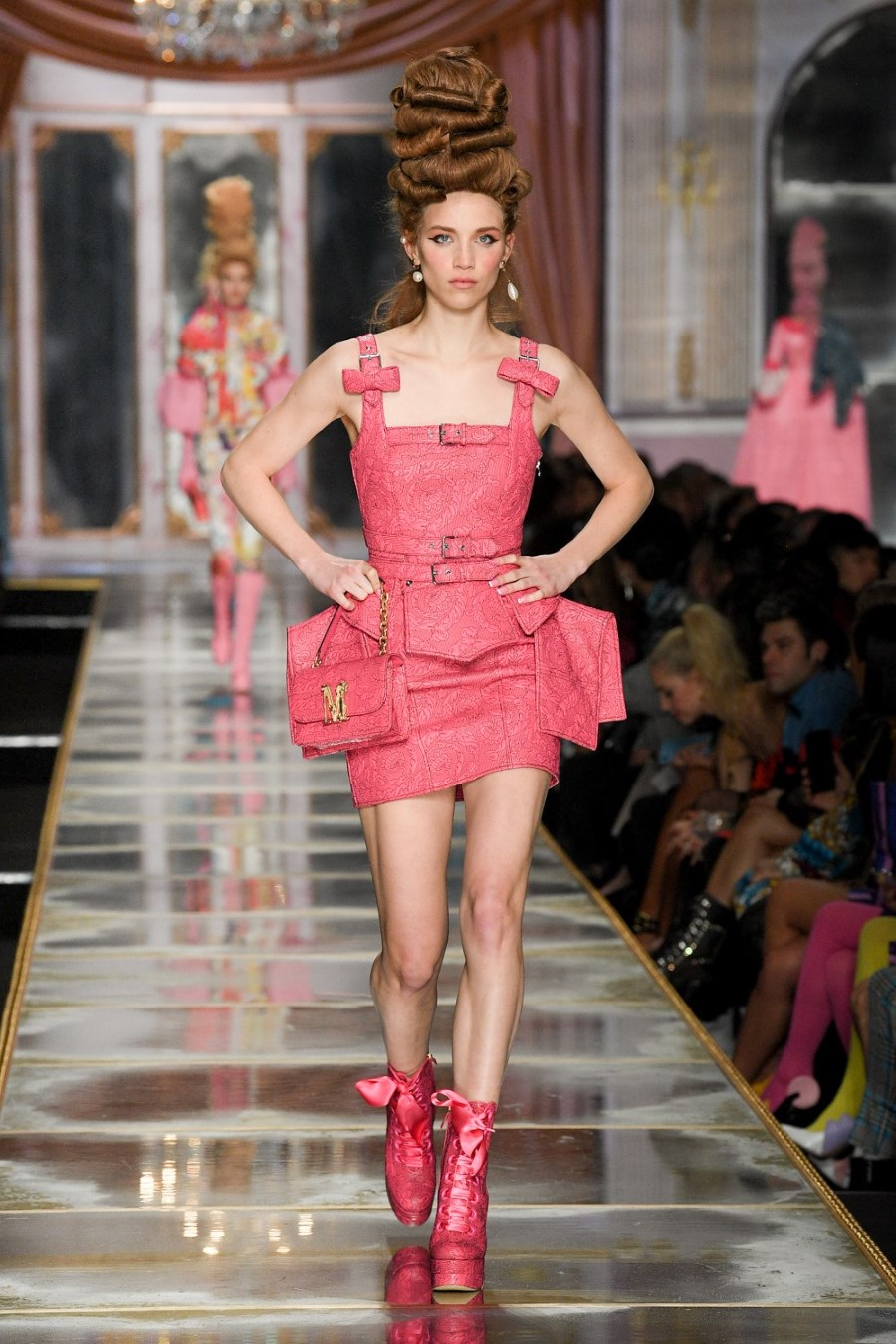 Moschino - Fall Winter 2020 - Milan Fashion Week