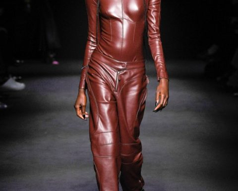Mugler - Fall Winter 2020 - Paris Fashion Week