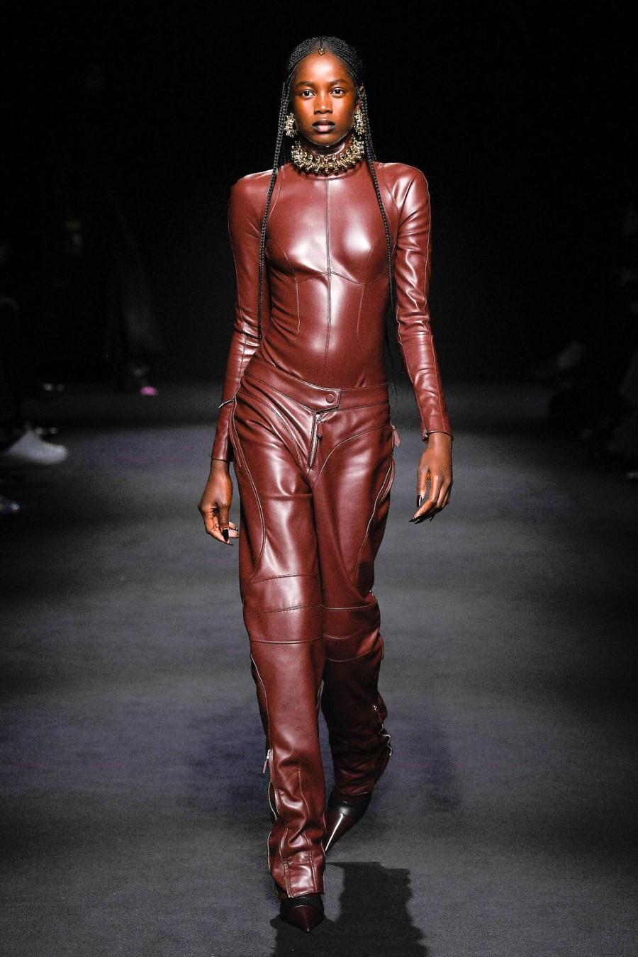 Mugler - Fall Winter 2020 - Paris Fashion Week