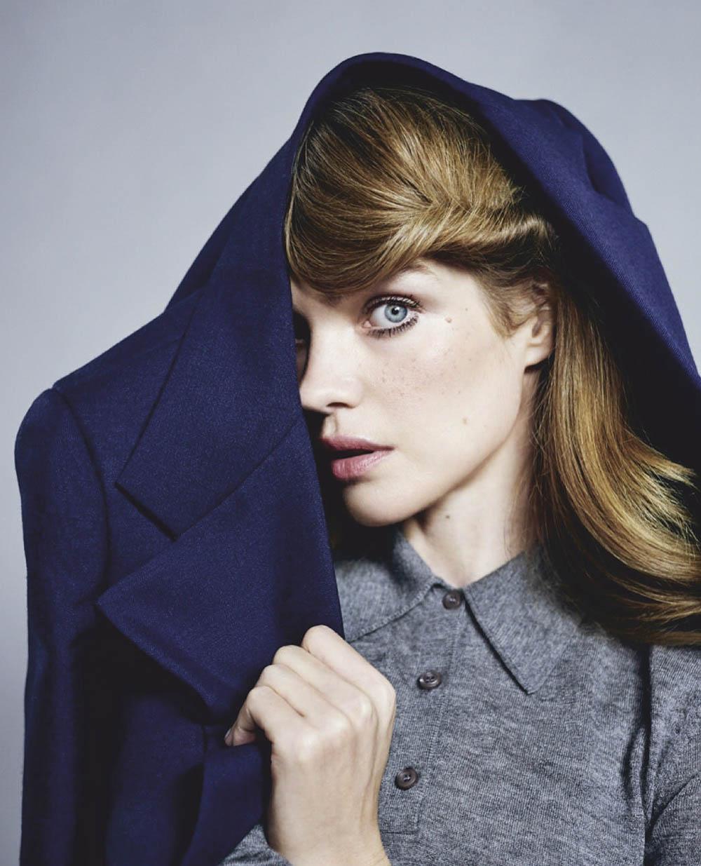 Natalia Vodianova covers Elle Russia February 2020 by Mathieu CesarNatalia Vodianova covers Elle Russia February 2020 by Mathieu Cesar