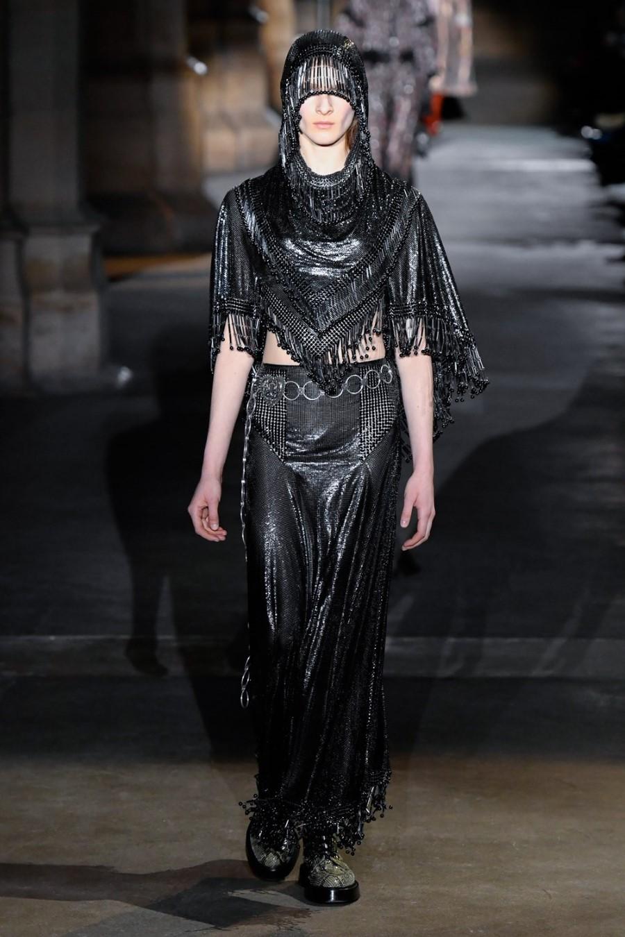 Paco Rabanne - Fall Winter 2020 - Paris Fashion Week