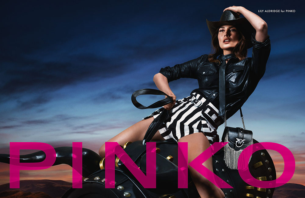 Pinko Spring Summer 2020 Campaign