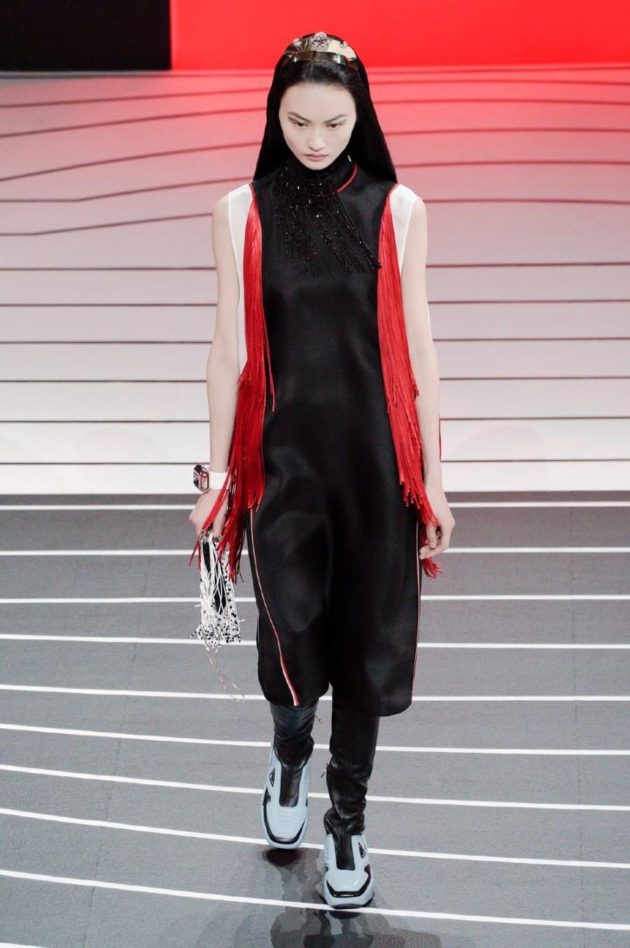 Prada - Fall Winter 2020 - Milan Fashion Week