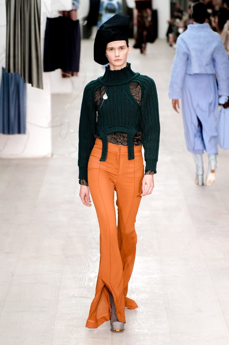 Richard Malone - Fall Winter 2020 - London Fashion Week
