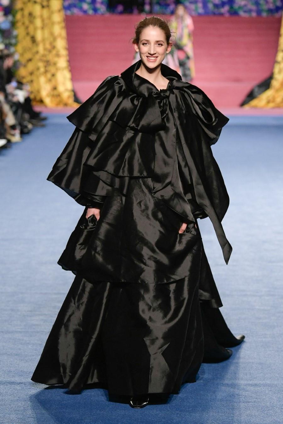 Richard Quinn - Fall Winter 2020 - London Fashion Week