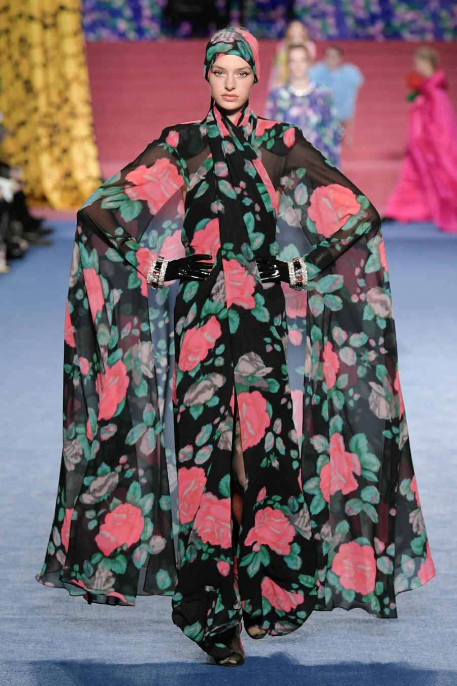 Richard Quinn - Fall Winter 2020 - London Fashion Week