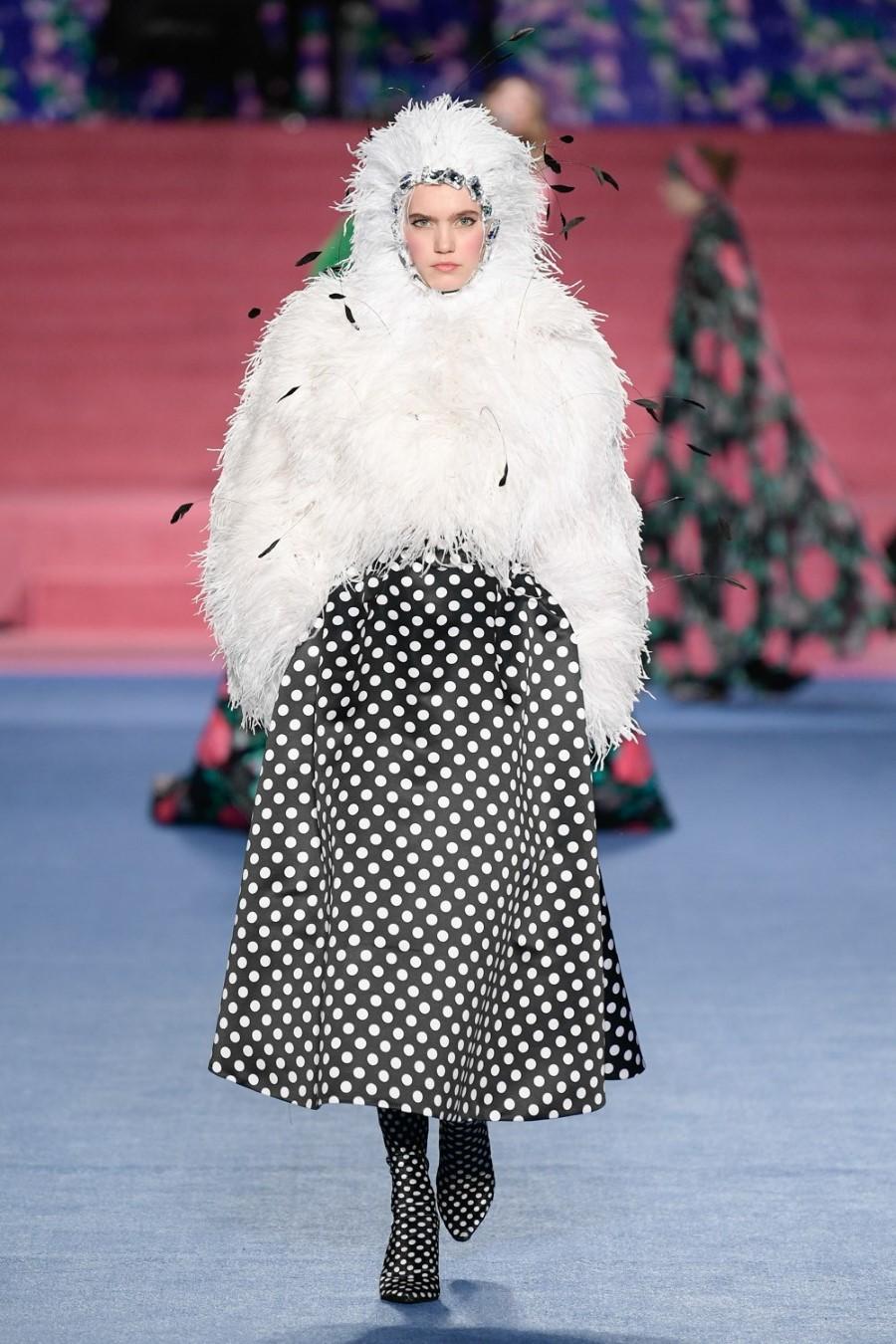 Richard Quinn - Fall Winter 2020 - London Fashion WeekRichard Quinn - Fall Winter 2020 - London Fashion Week
