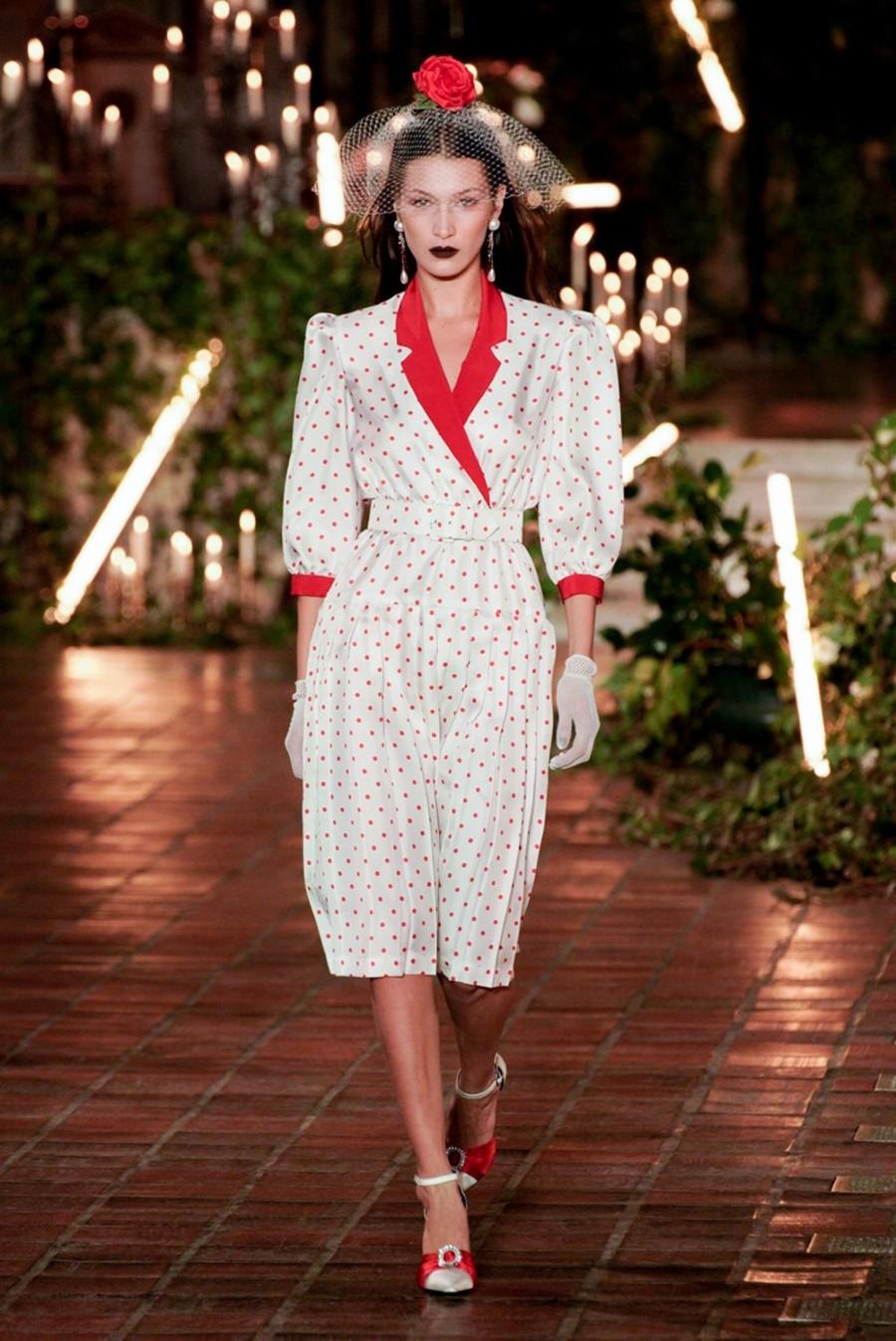 Rodarte Fall Winter 2020 New York Fashion Week Fashionotography