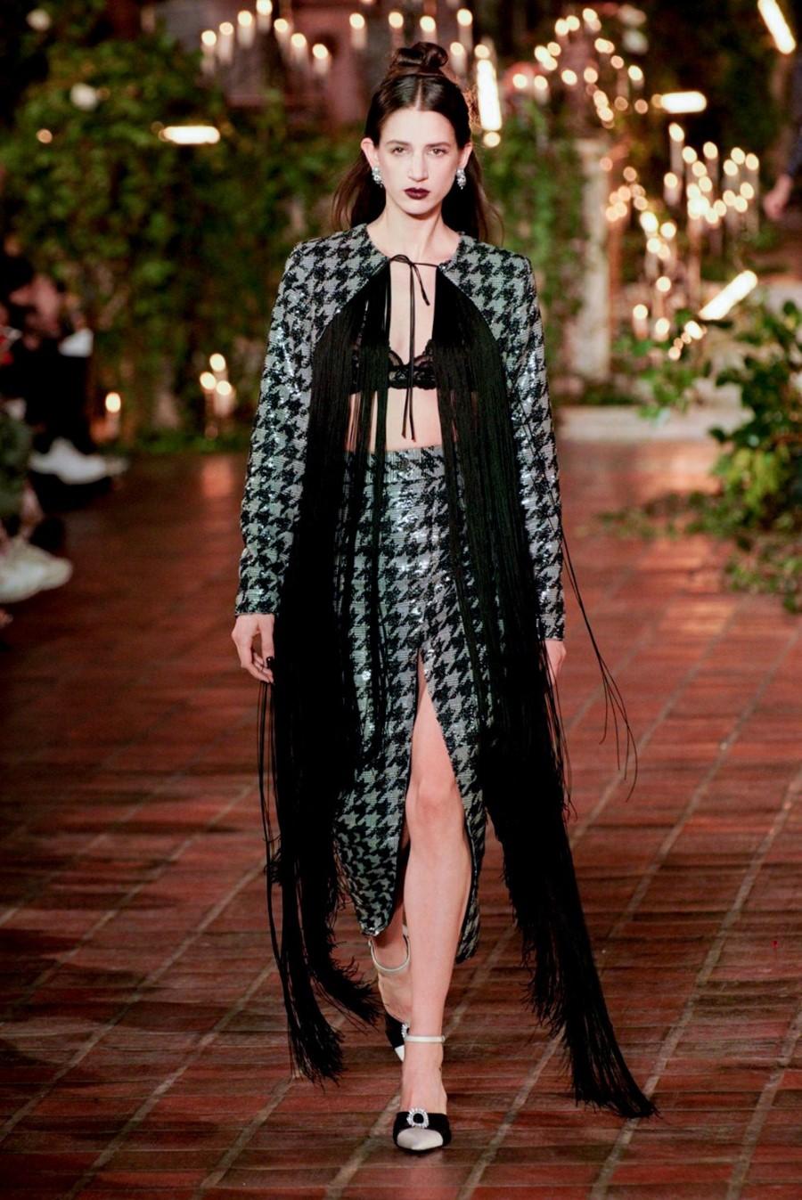 Rodarte - Fall Winter 2020 - New York Fashion Week