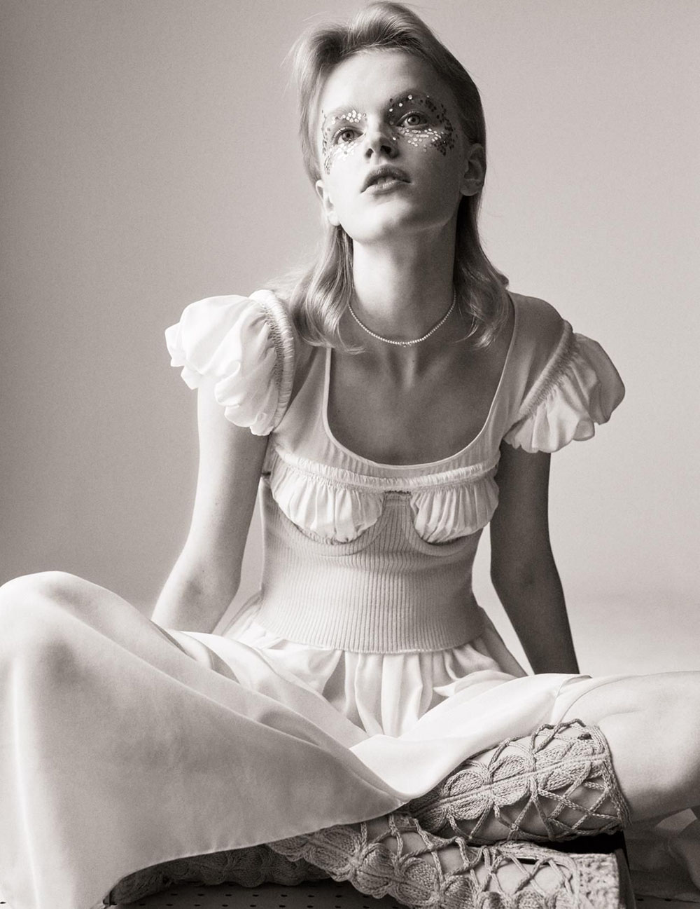 ''Romantic Notions'' by Josh Olins for WSJ. Magazine February 2020