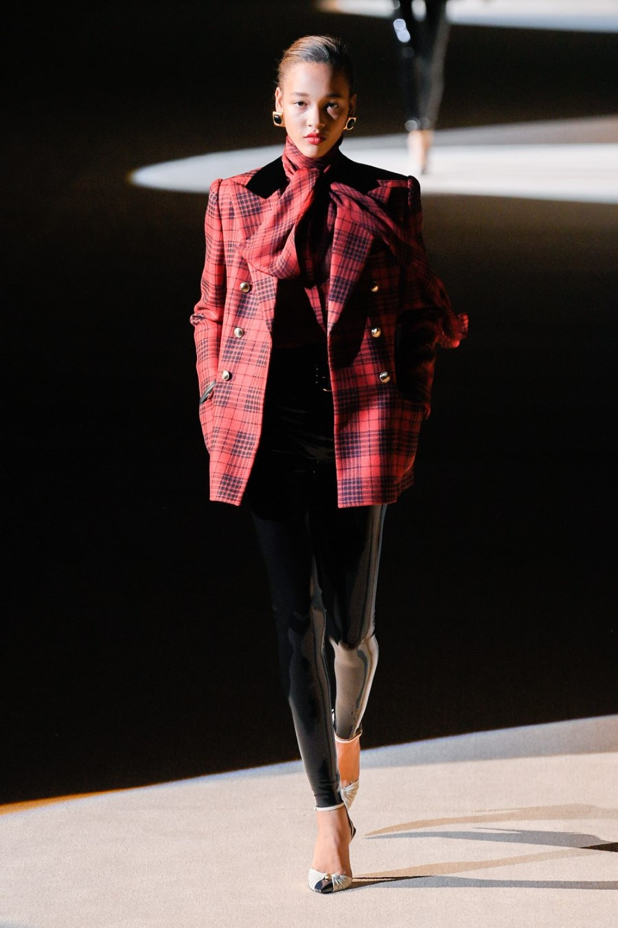 Saint Laurent - Fall Winter 2020 - Paris Fashion Week