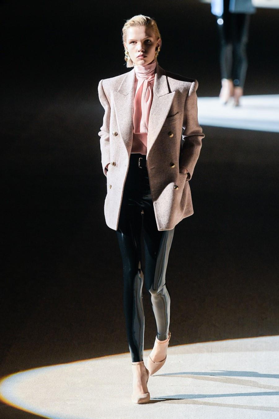 Saint Laurent - Fall Winter 2020 - Paris Fashion Week