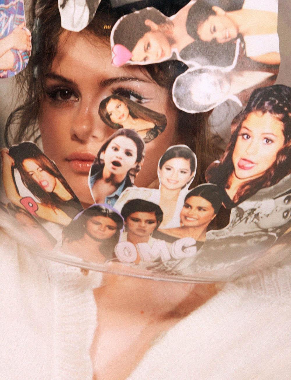 Selena Gomez covers Dazed Magazine Spring 2020 by Brianna Capozzi