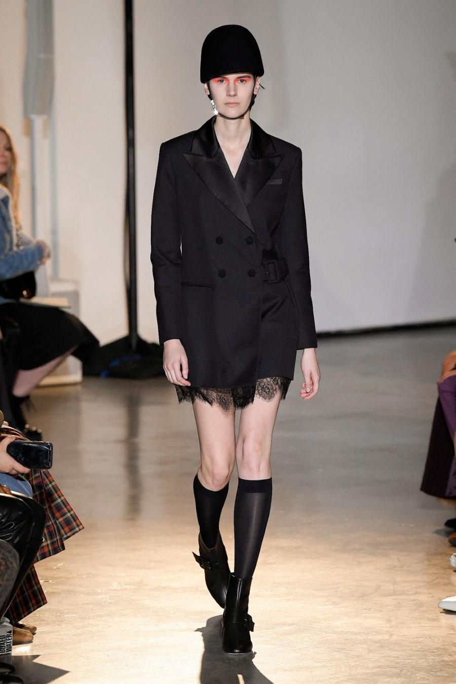 Self-Portrait - Fall Winter 2020 - New York Fashion Week