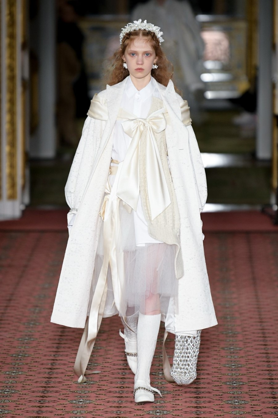Simone Rocha - Fall Winter 2020 - London Fashion Week