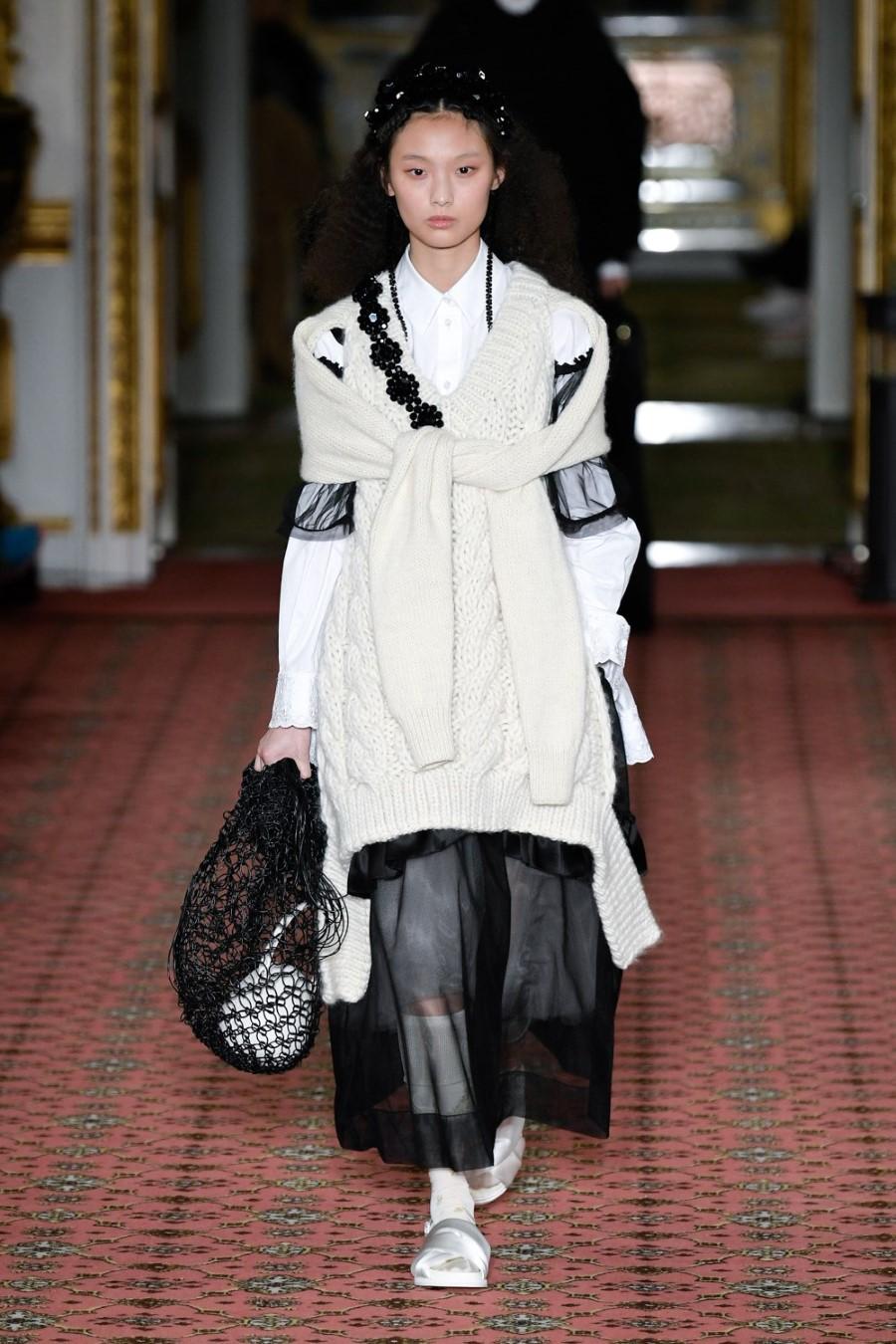 Simone Rocha - Fall Winter 2020 - London Fashion Week