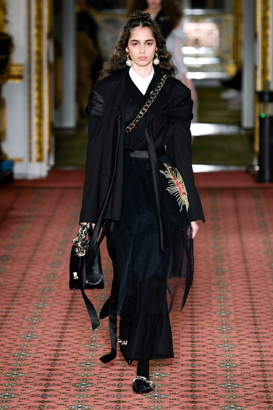 Simone Rocha - Fall Winter 2020 - London Fashion WeekSimone Rocha - Fall Winter 2020 - London Fashion Week