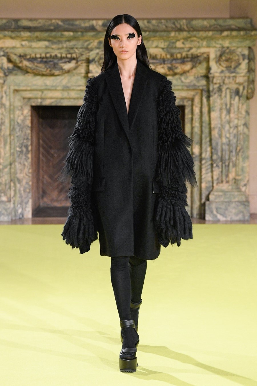 Vera Wang - Fall Winter 2020 - New York Fashion Week