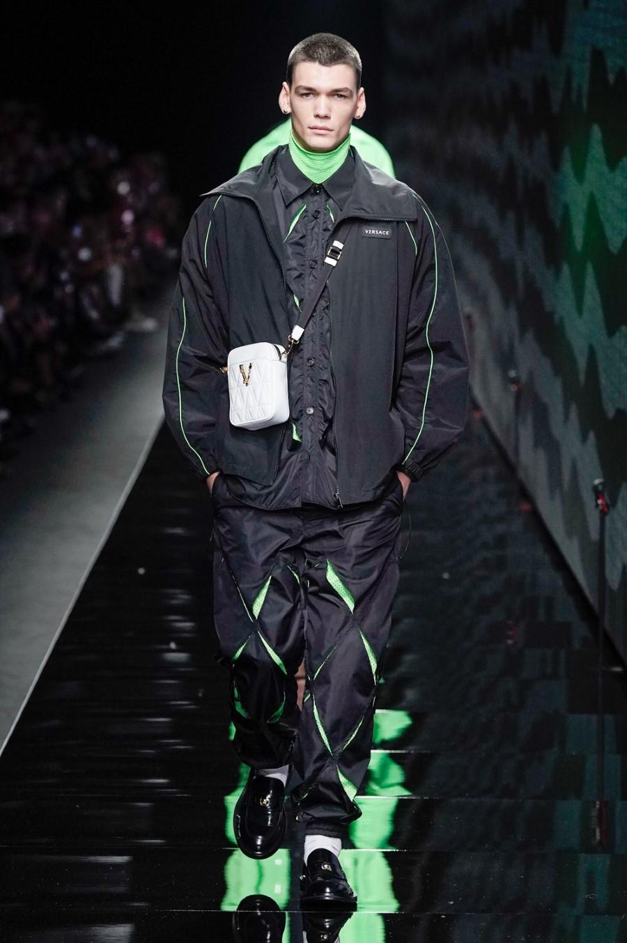 Versace - Fall Winter 2020 - Milan Fashion Week
