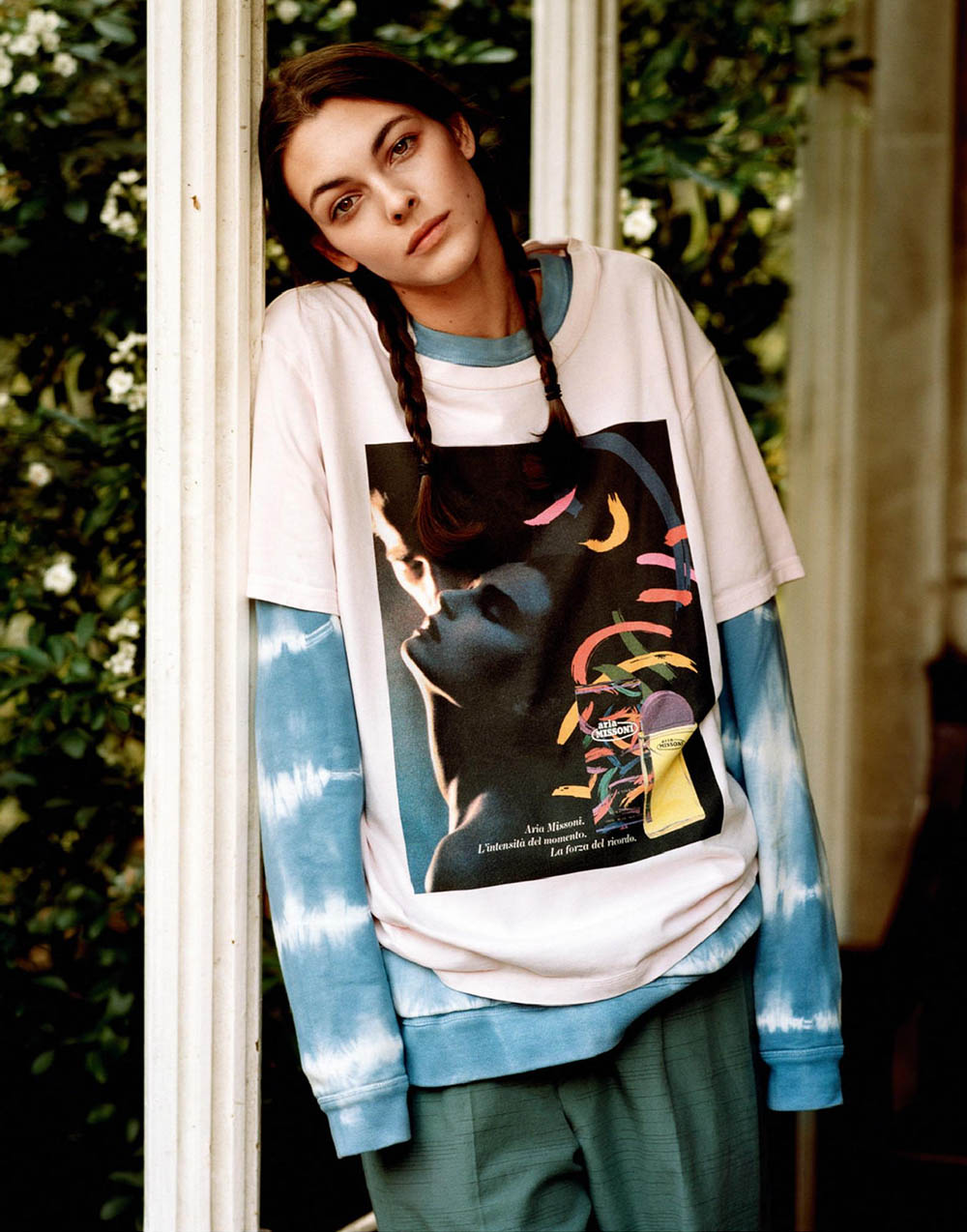 Vittoria Ceretti, Abby Champion and others by Alasdair McLellan for Vogue Paris February 2020