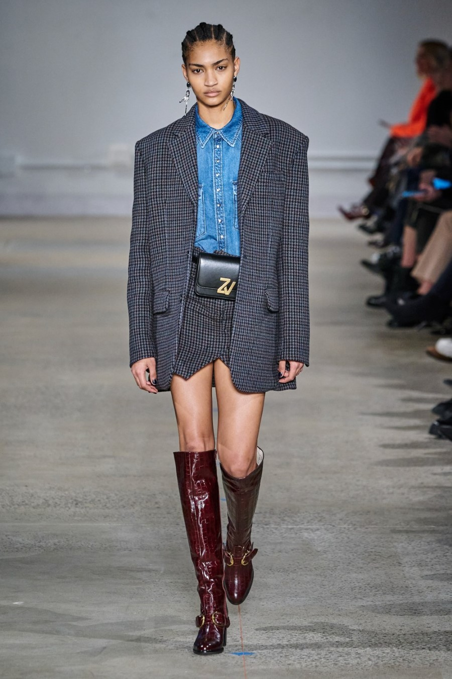 Zadig & Voltaire - Fall Winter 2020 - New York Fashion Week
