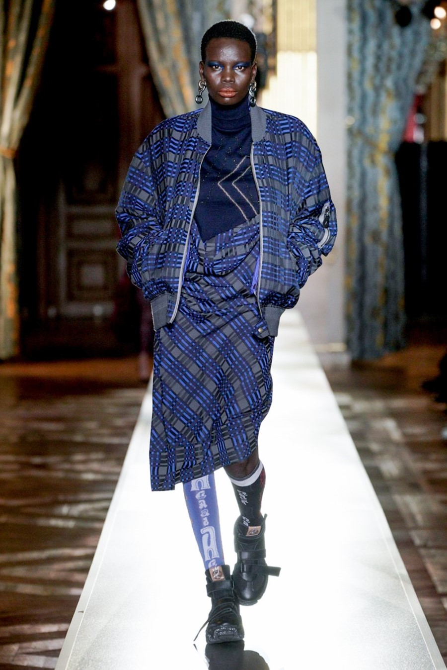 Andreas Kronthaler for Vivienne Westwood - Fall/Winter 2020 - Paris Fashion Week
