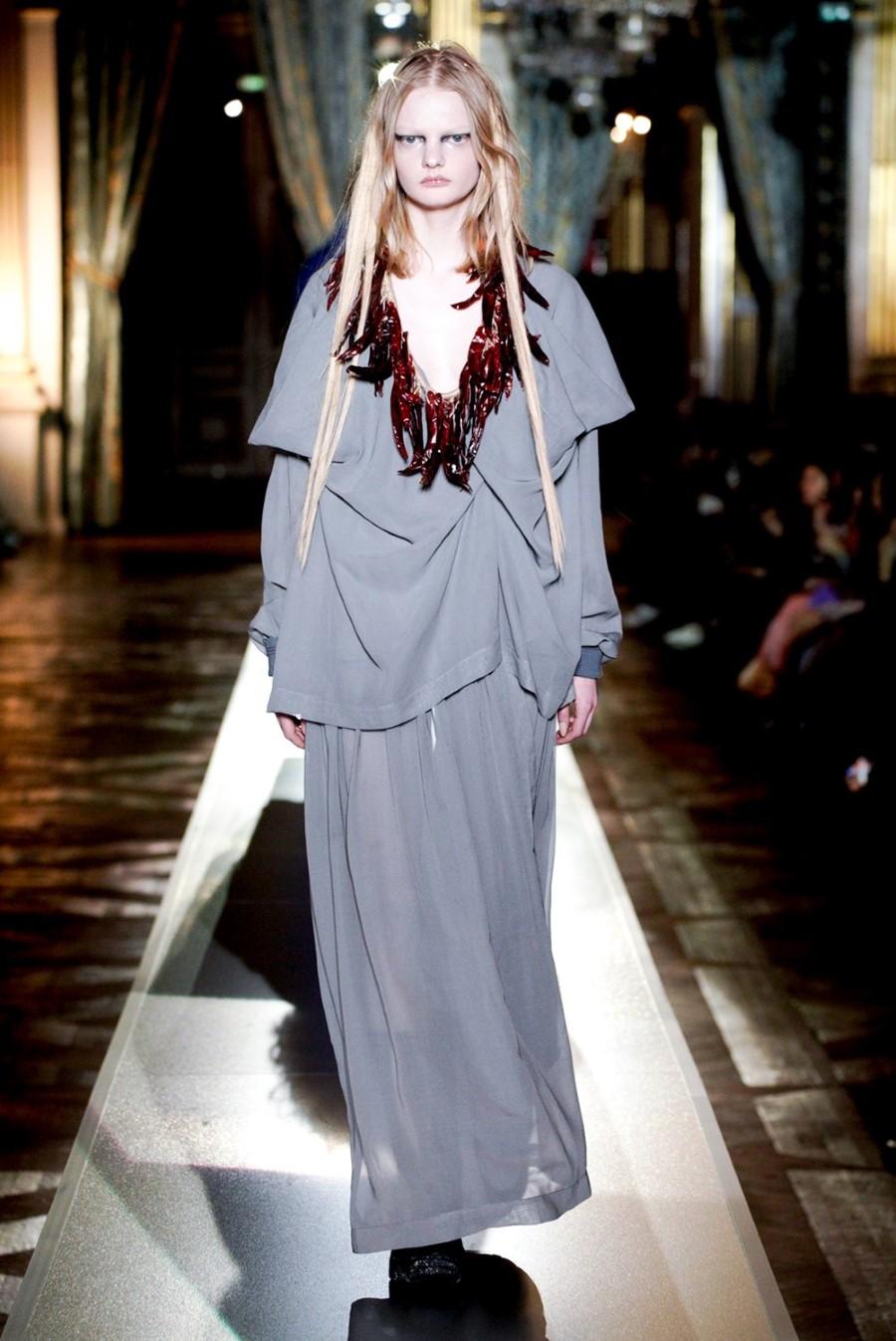 Andreas Kronthaler for Vivienne Westwood - Fall/Winter 2020 - Paris Fashion Week