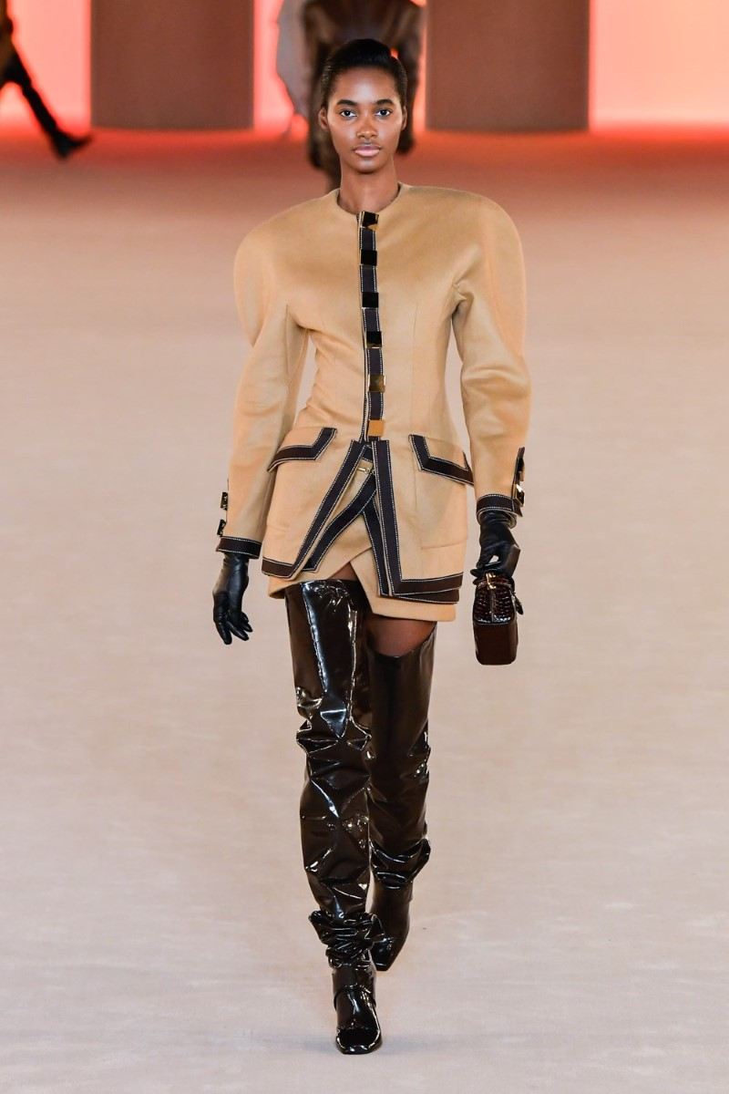 Balmain - Fall Winter 2020 - Paris Fashion Week