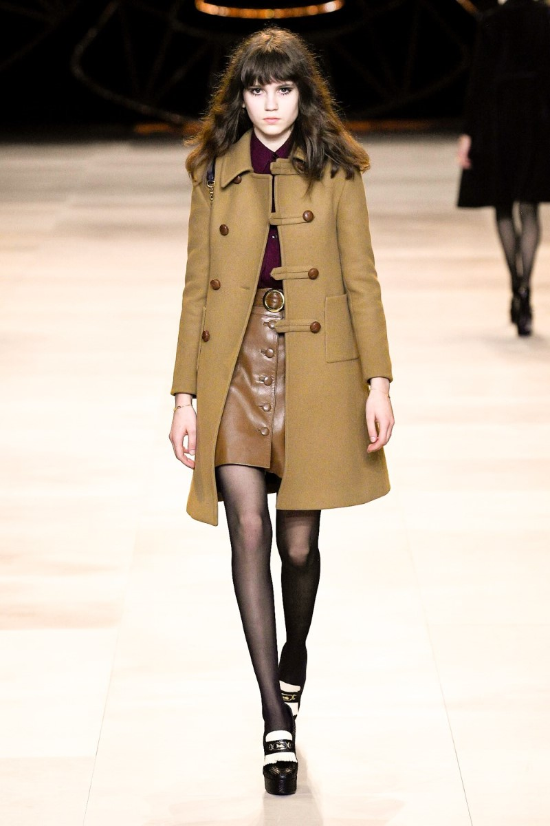 Celine - Fall Winter 2020 - Paris Fashion Week