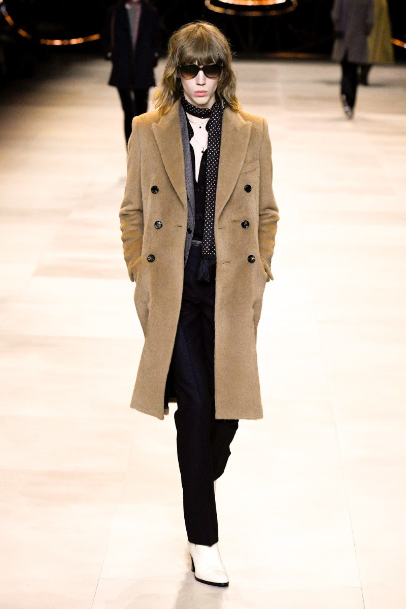Celine - Fall Winter 2020 - Paris Fashion Week