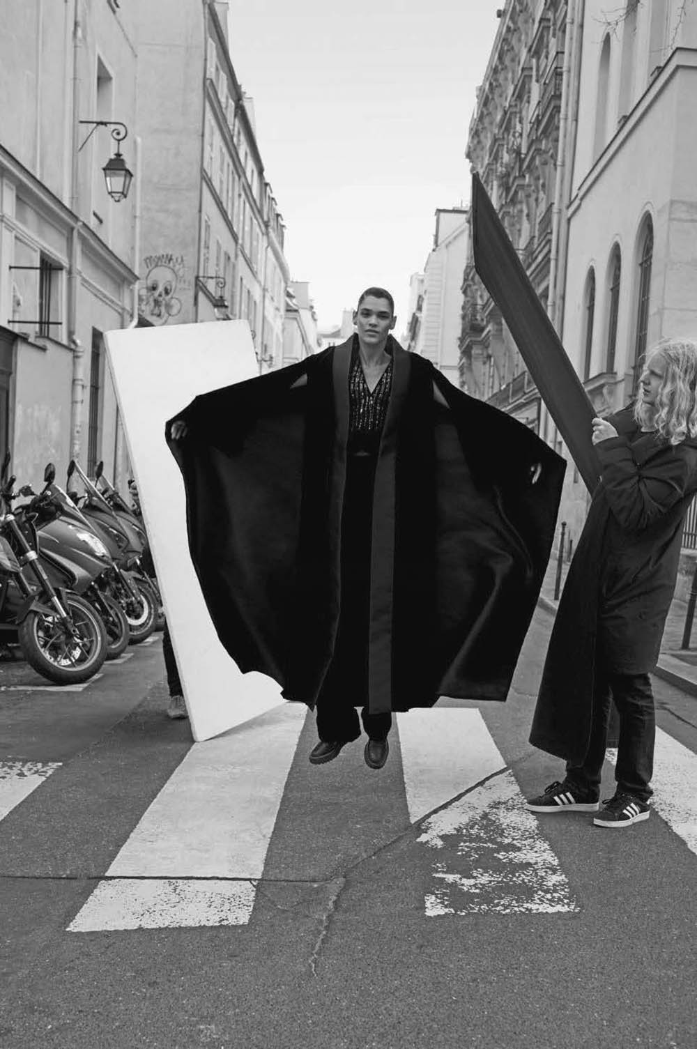 ''Couture: True or False'' by Sebastian Faena for Vogue Italia March 2020