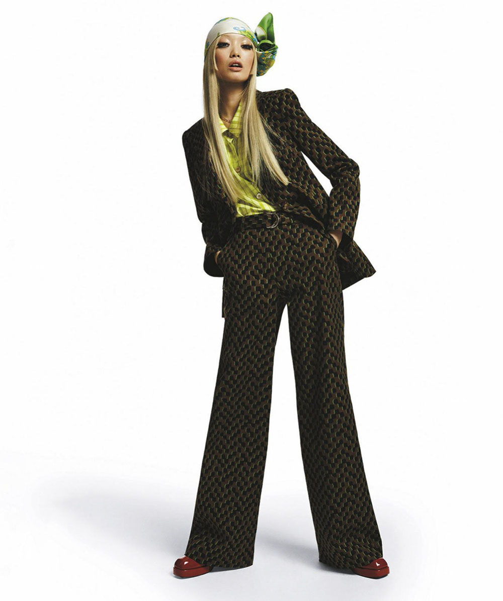 Fernanda Ly by Giulio Rustichelli for Vogue Australia March 2020