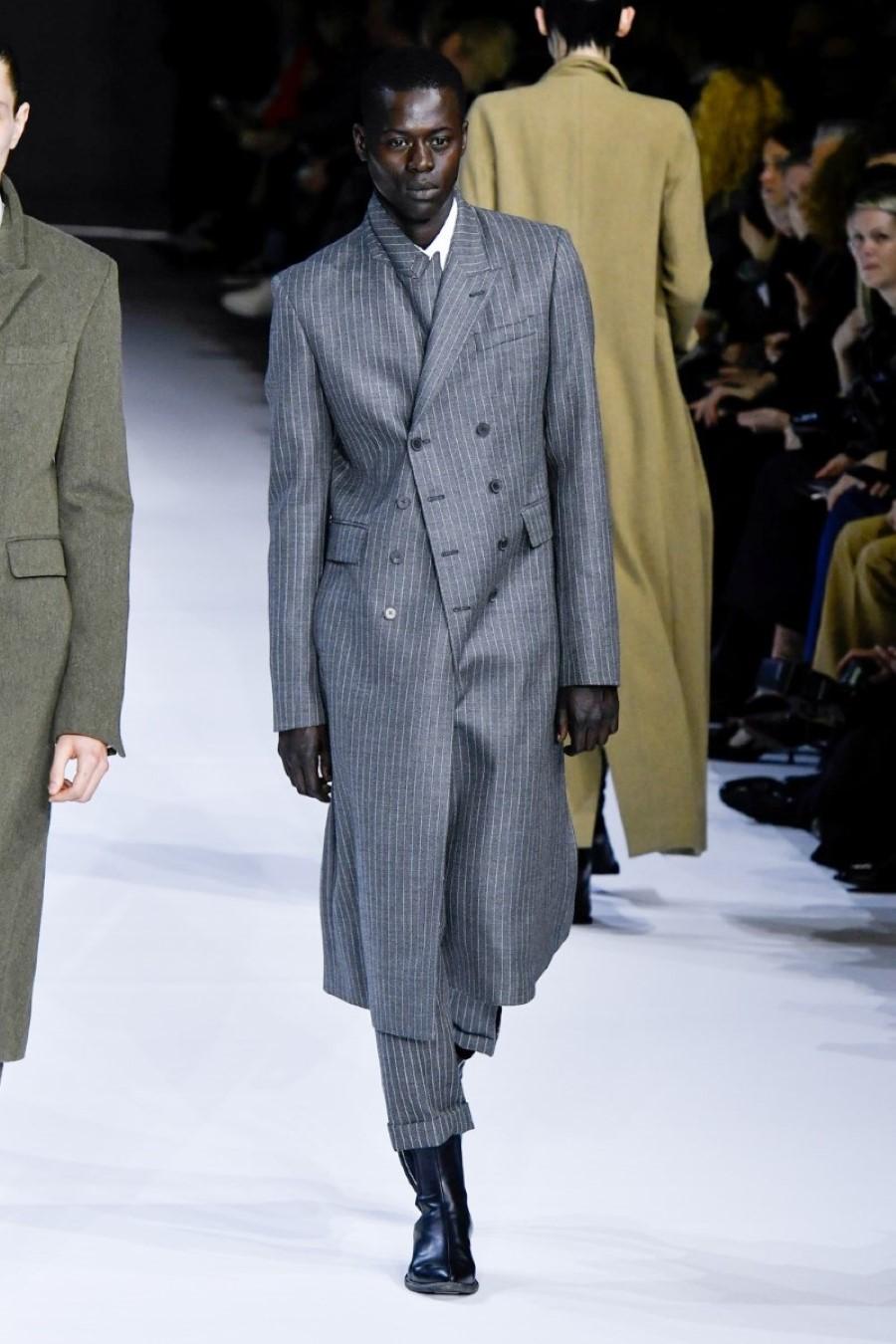 Haider Ackermann - Fall Winter 2020 - Paris Fashion Week