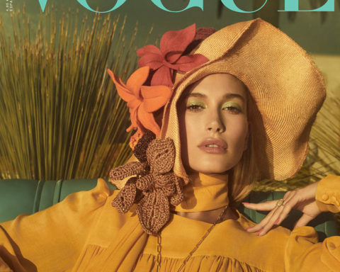 Hailey Baldwin covers Vogue Spain March 2020 by Emma Summerton