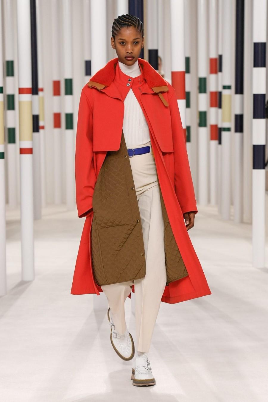 Hermès - Fall Winter 2020 - Paris Fashion WeekHermès - Fall Winter 2020 - Paris Fashion Week