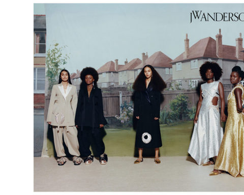 JW Anderson Spring Summer 2020 Campaign