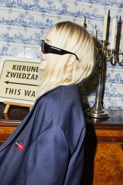 Jean Campbell covers Vogue Poland March 2020 by Maciek Kobielski