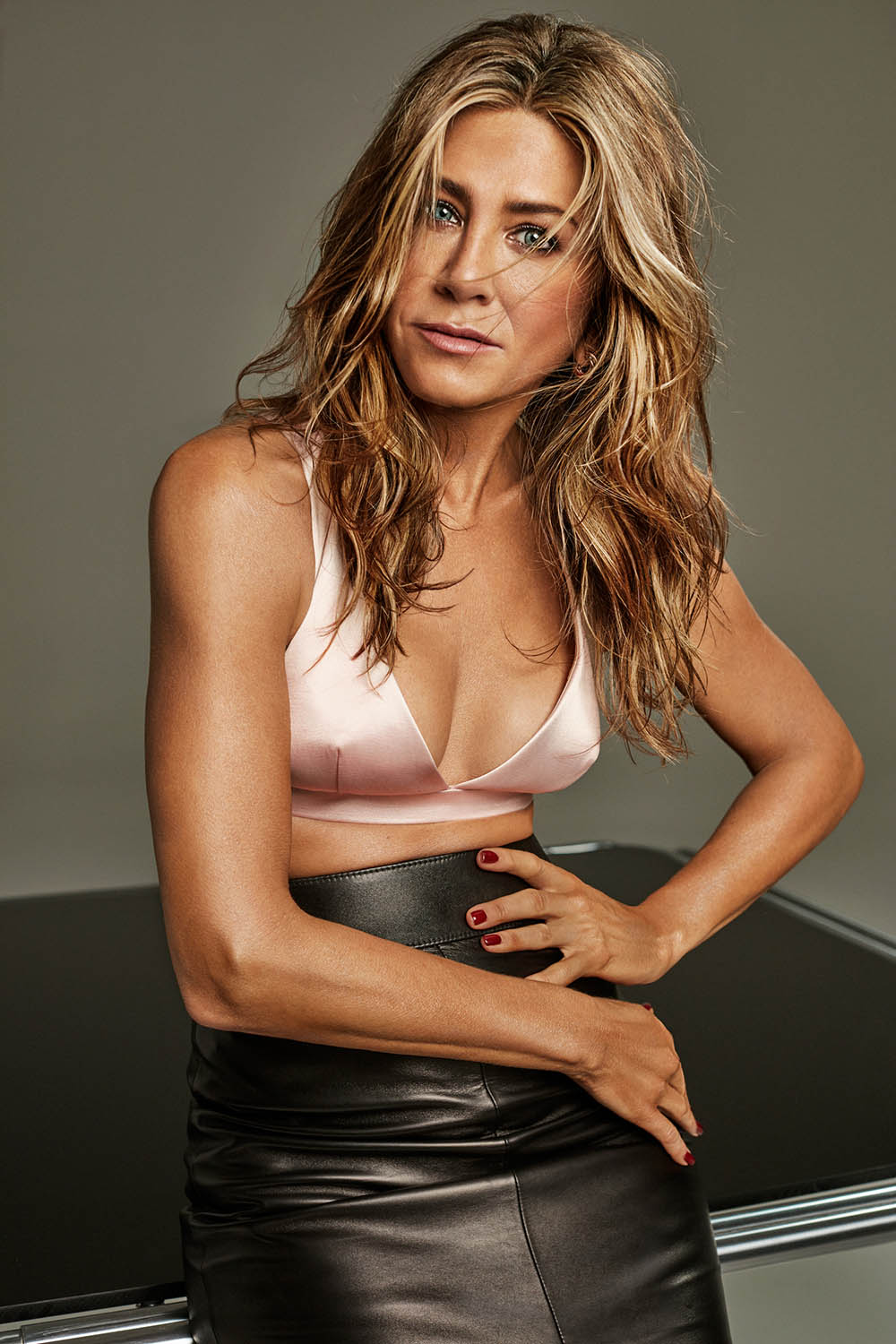 Jennifer Aniston covers Interview March 2020 by Alique
