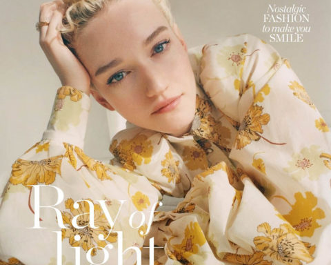 Julia Garner covers Porter Magazine March 30th, 2020 by Terence Connors