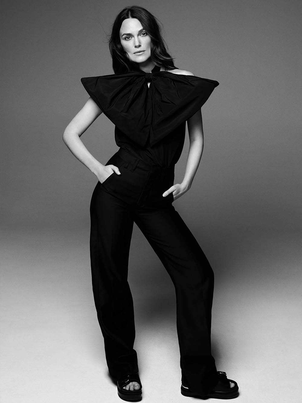 Keira Knightley covers Porter Magazine March 9th, 2020 by Vanina Sorrenti