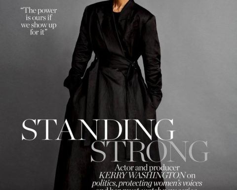Kerry Washington covers Porter Magazine March 2nd, 2020 by Liz Collins