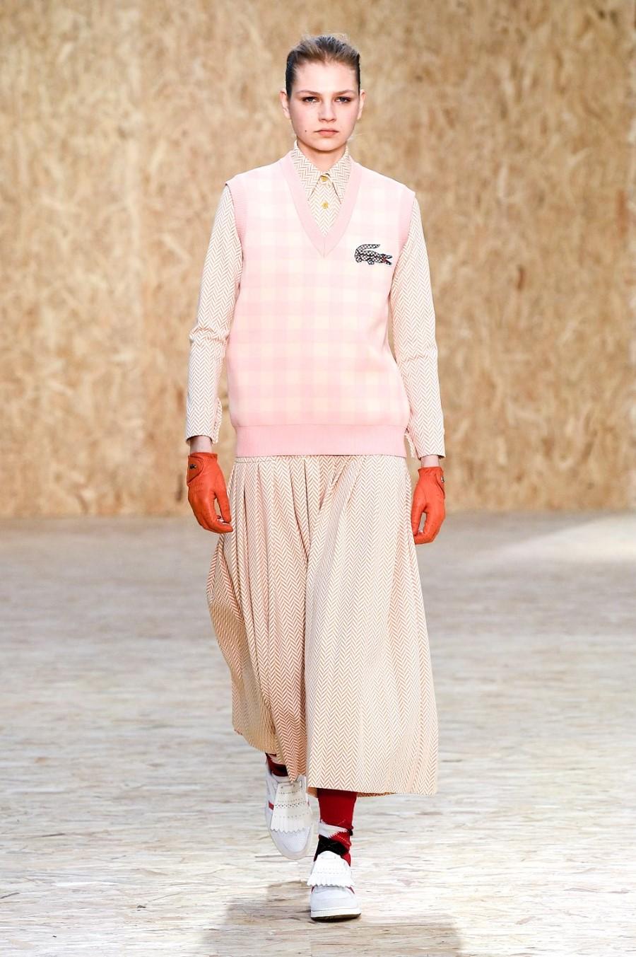 Lacoste - Fall Winter 2020 - Paris Fashion Week