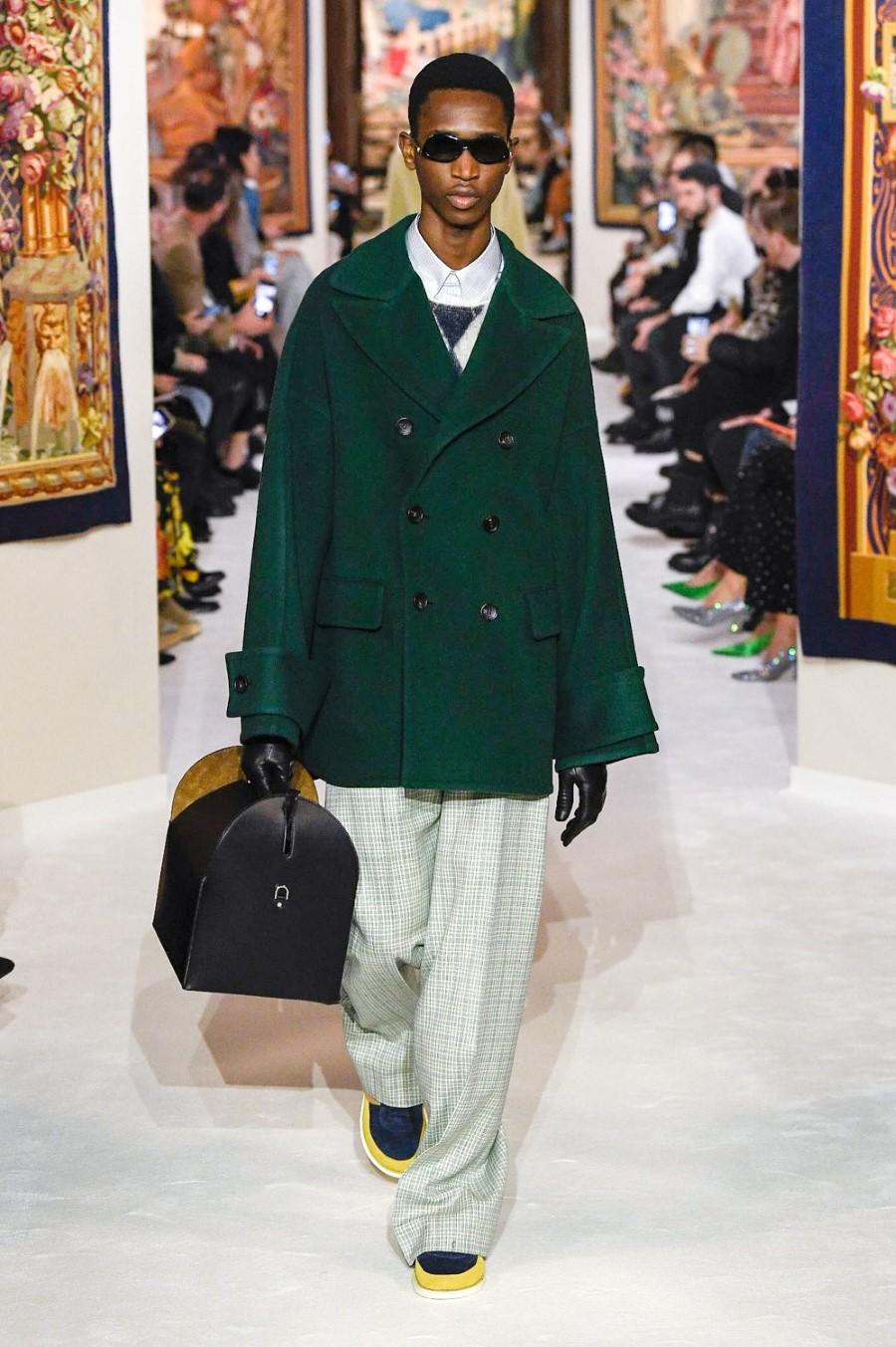 Lanvin - Fall Winter 2020 - Paris Fashion Week