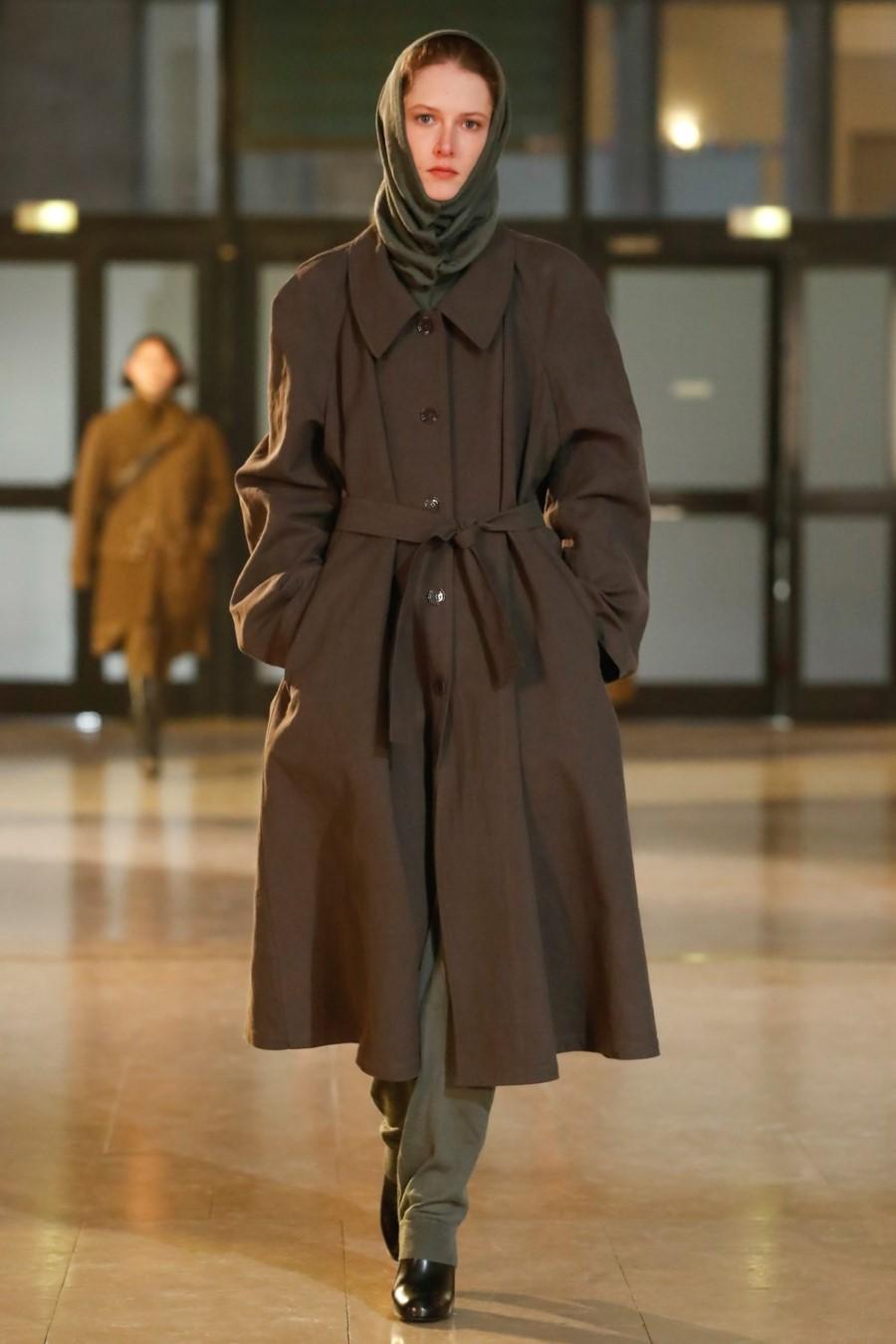 Lemaire - Fall Winter 2020 - Paris Fashion Week