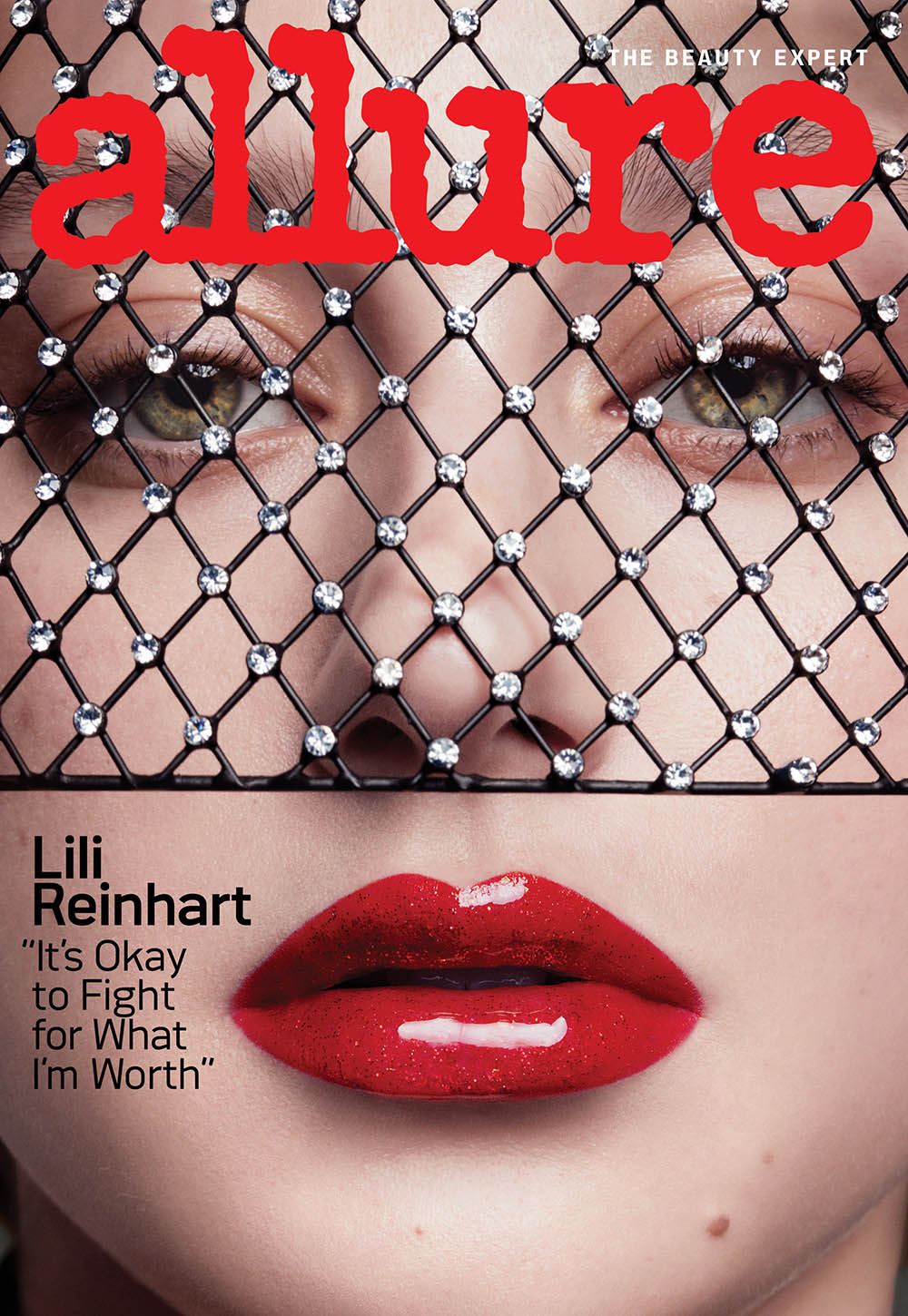 Lili Reinhart covers Allure US March 2020 by Marcus OhlssonLili Reinhart covers Allure US March 2020 by Marcus Ohlsson